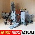 Лепин 16013 властелин Колец Серии Битва Helm' Глубокая Модель Строительные Блоки Кирпичи Игрушки 9474