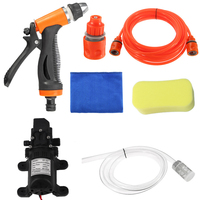 Pressure Washer Car Wash Pump Cleaning Care Electric Car Wash Gun Car Wash Tool Kit