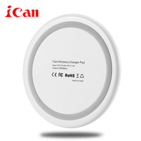 Ican Original Wireless Charger Charging Pad For Samsung Galaxy S6 S7 Edge Google Nexus 4 5