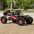 Nueva Eagle-3 escala 1/12 4WD cepillado Rc coche eléctrico roca Racer desierto de camiones fuera de carretera baja con 2.4 GHz sistema de Radio RTR