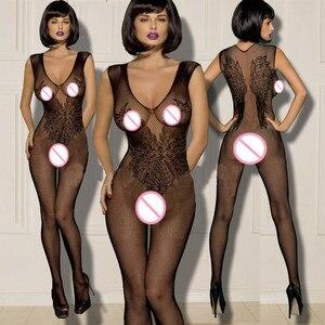 Нижнее белье женское, эротическое, с треугольным вырезом, с открытым шаговым швом
