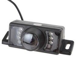 Darmowa wysyłka HD tylna kamera samochodowa wodoodporna noktowizyjna kamera cofania dla samochodowy odtwarzacz dvd Player w Samochodowe odtwarzacze multimedialne od Samochody i motocykle na