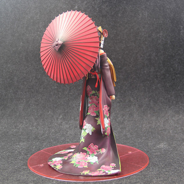 Saenai Heroine No Sodatekata Action Figure Kimono Ver. 1/7 scale Figure Model Collection Gifts no retail box (Chinese Version) 4
