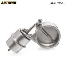 Вакуумный активированный Выпускной вырез 63 мм близкий Стиль давление: около 1 бар AF-CUT63-CL