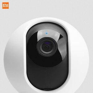 Image 5 - Xiaomi Mijia CCTV Smart IP 360 caméra 1080P WiFi panoramique Vision nocturne 360 vue détection de mouvement Xioami Kit sécurité CN Vistion