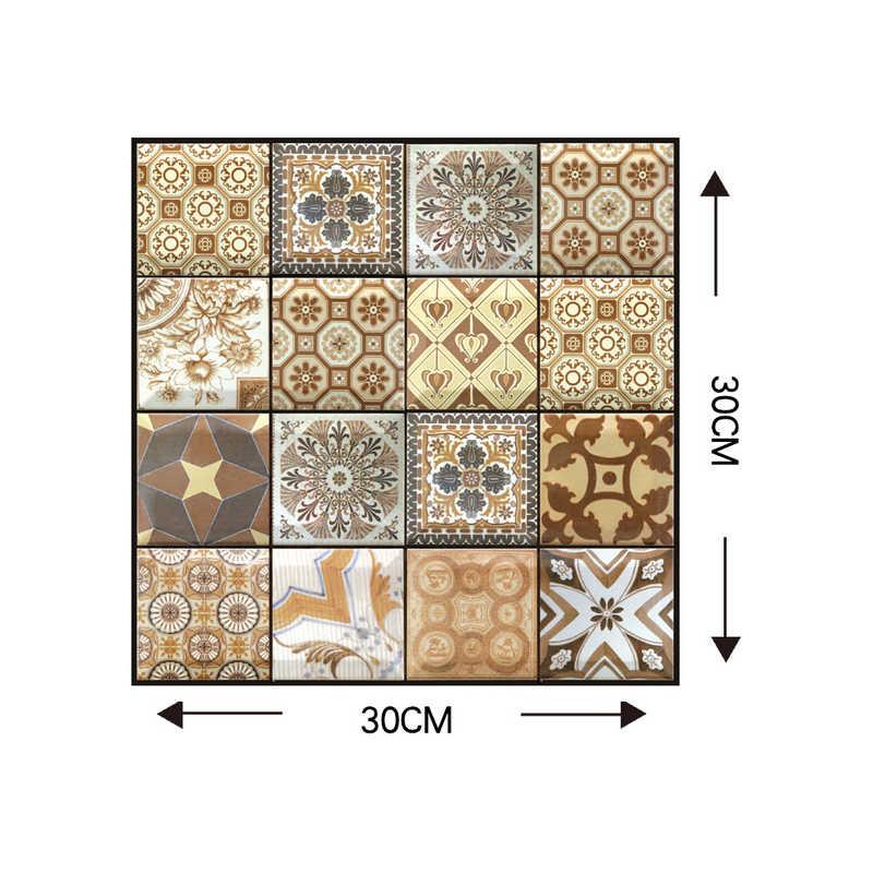 ПВХ каменный кирпич 3D обои для спальни Гостиная виниловая наклейка на стену ванная комната плитка для кухонного фартука обои для стен