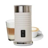 Electric Milk Bubble Machine Fully Automatic Milk Foam Machine for DIY Playing Coffee Cappuccino Milk Bubble Maker