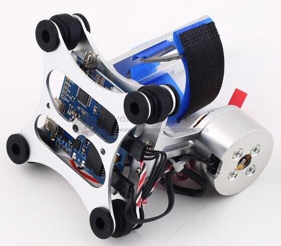 В 2-axis бесщеточной карданный все готовые относится к Gopro герой 2/3 SJ4000 камер совместимы джи фантом 2 и других DIY quadcopter