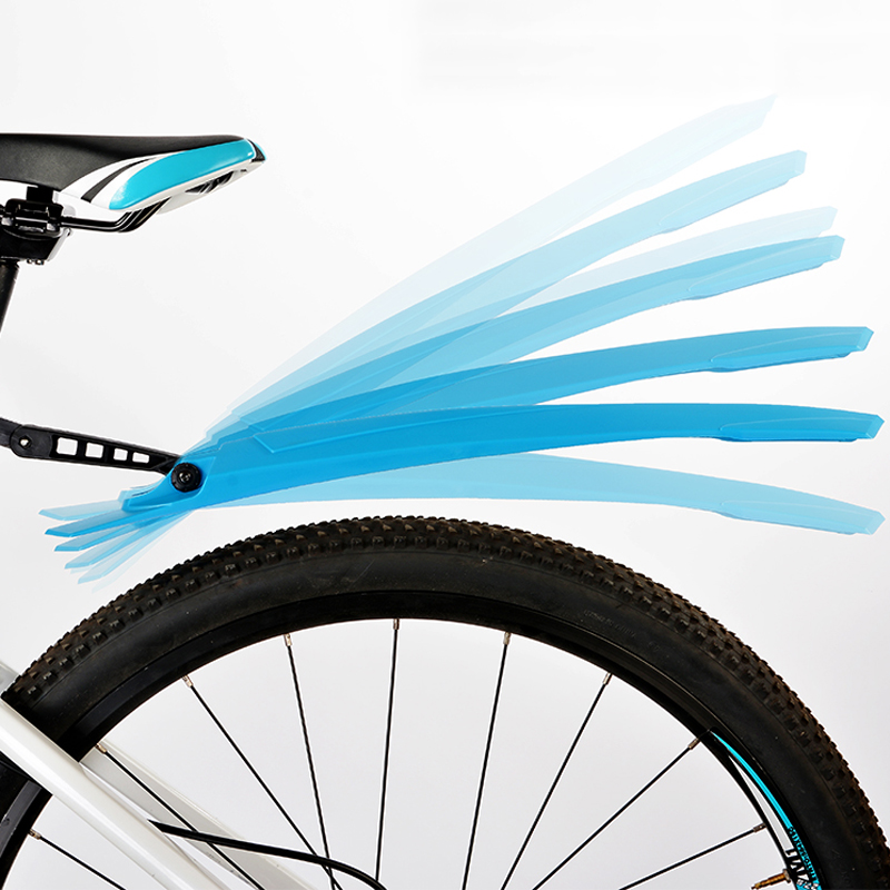 5 Colors Bicycle Fender Mtb Mountain Bike Mudguard Front Rear