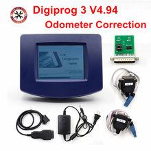 Original VSTM Digiprog III V 4,94 Digiprog 3 mit OBD2 ST01 ST04 kabel entfernungsmesser-korrektur werkzeug Digiprog3 auf lager freies verschiffen