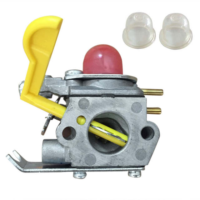 US $12 5 20% OFF|1Set Carburetor Carb Primer Bulb Engine Trimmer Tool Parts  530071752 530071822 For Type C1U W18 Hand Tool Set-in Hand Tool Sets from