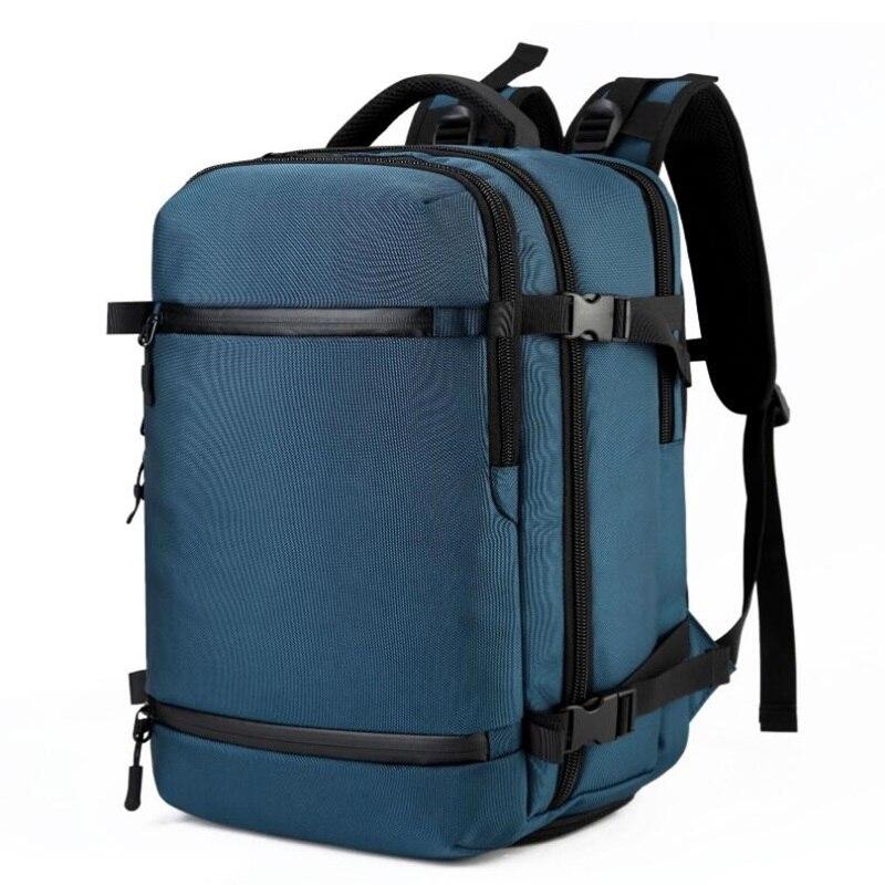 Hommes 15.6 ordinateur portable BluetoBackpack Anti-vol sac à dos Usb charge femmes école portable sac Oxford étanche voyage sac à dos