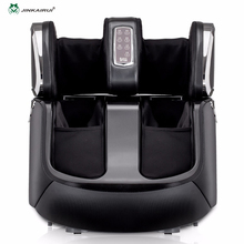 JinKairui Автоматическая разминка шиацу Сжатие воздуха массаж ног Электрический тепловой массажер для ног телячья Бытовая Машина
