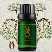 купить Free shopping pure plant 100% fennel oil 10ml Improve skin laxity Tighten skin skin care essential oils по цене 278.11 рублей