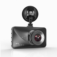 New 3.0 inch HD Night Vision Mini Car Recorder 1080P Loop Recording DVR Vehicle Data Recorder Digital Video Camcorder Black