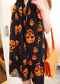 Chiffon mulheres Meninas Macio Longo Lenço Envolve Xaile Roubou Lenço Praia Esqueleto Cabeça Chique Impressão Presentes Lady Pashmina S1494