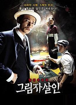《影子杀人》2009年韩国犯罪,悬疑,惊悚电影在线观看