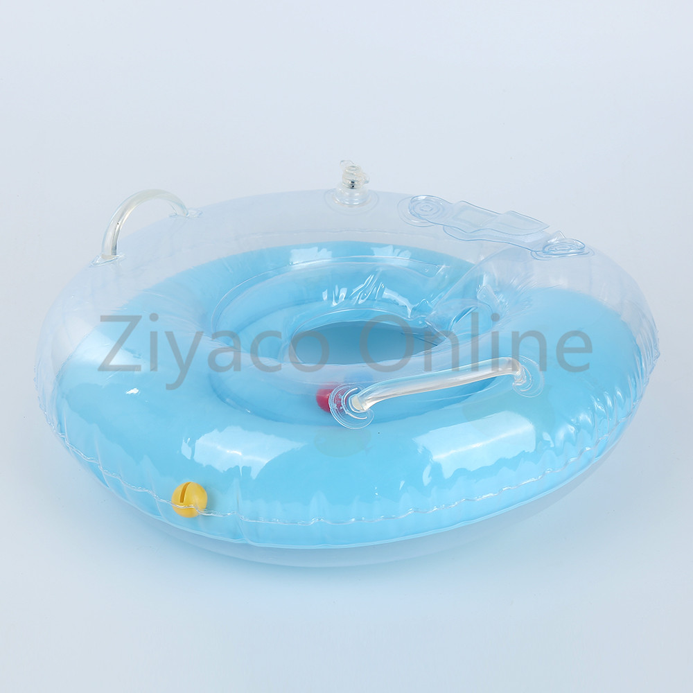 Baby Swimming Neck Float Ring Inflatable Kids Neck Float Safety Product Beach Baby Swimming Pool