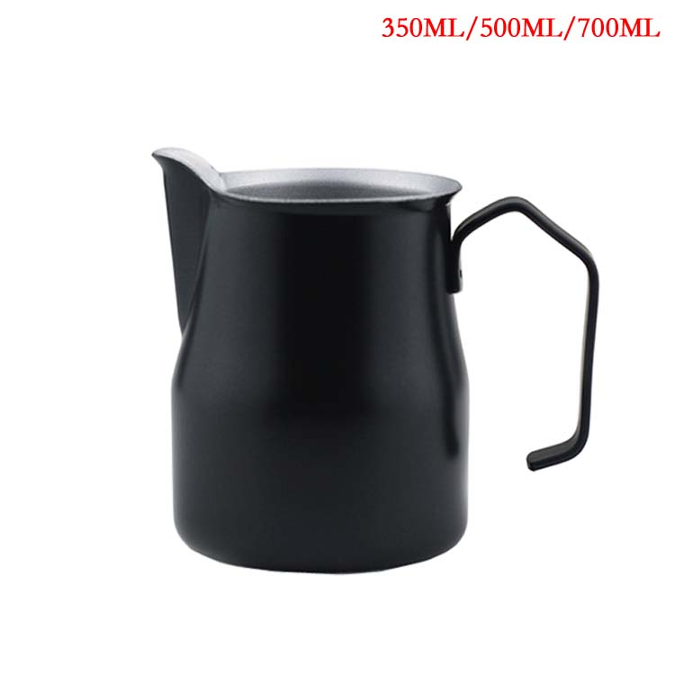 Stainless Steel Milk Jug Espresso Cups Art Cup Tool Barista Craft Coffee Moka Cappuccino Latte Milk Frothing Jug Pitcher