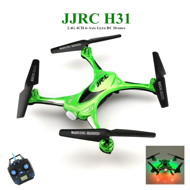 H31 RC Drone Waterproof Resistance To Fall Quadrocopter One Key Return 2.4G 6Axis RC Quadcopter RC Helicopter VS JJRC H37