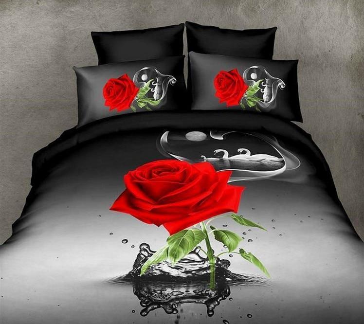 Rose Bedroom Set Promotion-Shop for Promotional Rose Bedroom Set ...