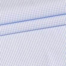 Хлопок геометрический неэластичный 140 см ширина ткань для одежды и моды продается на метраж