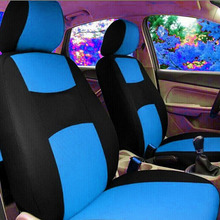 Hot sale Universal Car Seat Covers Fit Most Car, Truck, Suv, or Van. Airbags Compatible Cover  2016