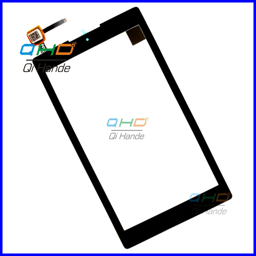 где купить Black New 7'' inch Tablet Capacitive Touch Screen Replacement For 80701-0C5705A Digitizer External screen Sensor Free Shipping по лучшей цене