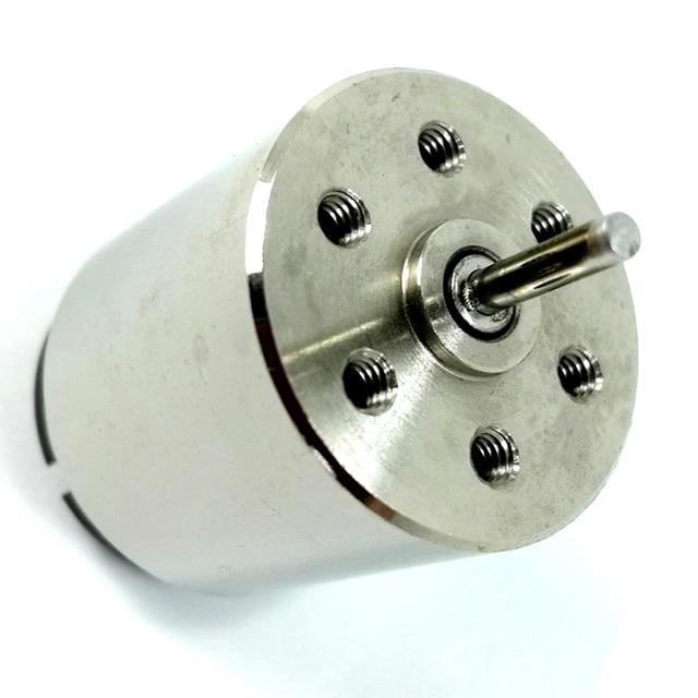 Motor de tatuaje de Calidad Suiza 2225 reemplazar Motor de CC rotatorio para máquina de tatuaje