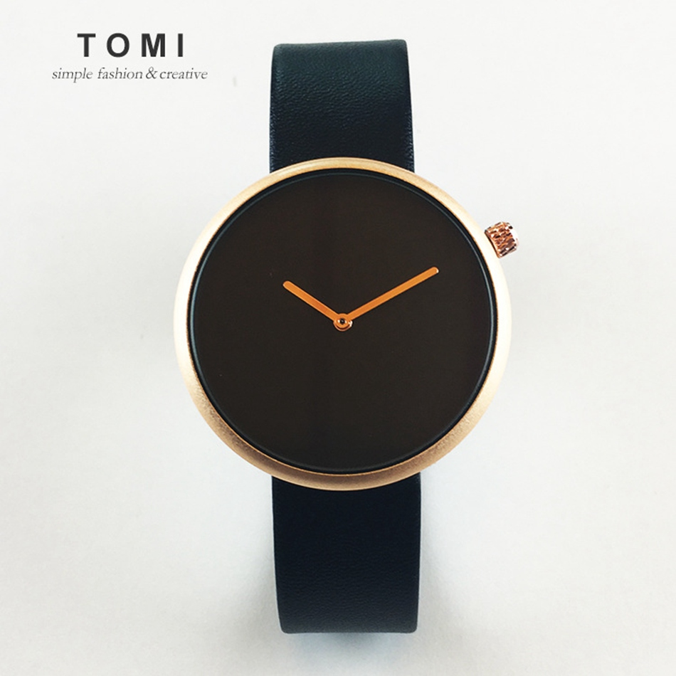 Tomi Brand Luxury Business Men Watches Top Fashion Sport Waterproof Quartz Wristwatches Dress Casual Male Clock Relogio T006 vinoce top luxury brand men military sport watches men s quartz clock male leather waterproof casual business wristwatch relogio