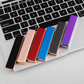 2016 new arrivel fashion rechargeable usb electronic cigarette lighter flameless cigar lighter durable high quality gifts