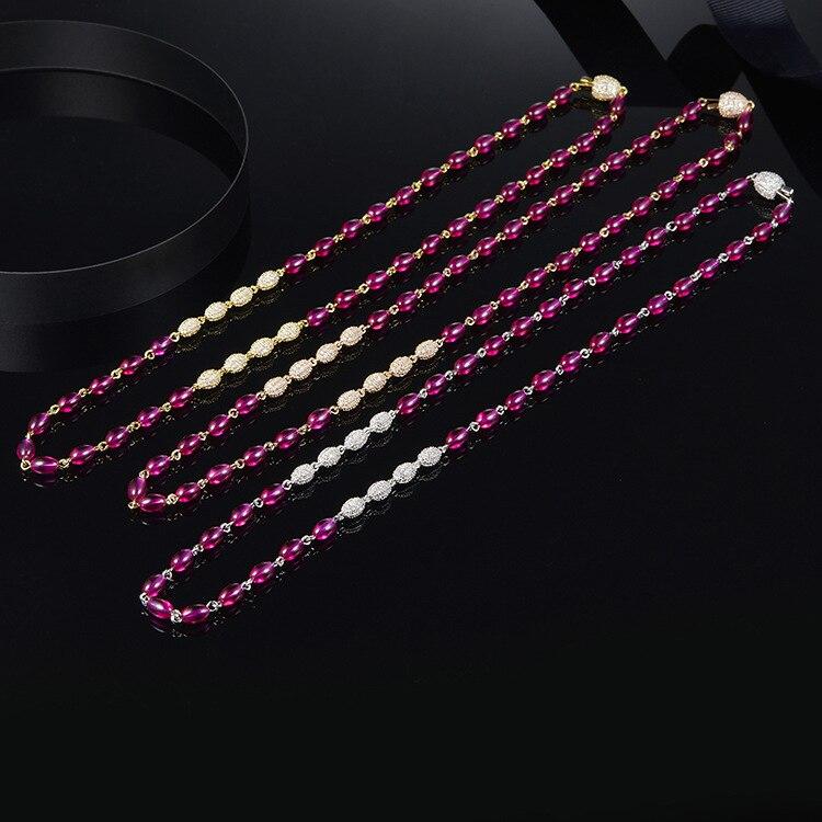 ZOZIRI nouvelle mode argent bonbons clavicule chaîne collier beauté femmes Simple pendentif été Style colliers