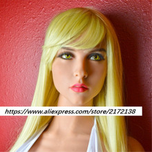 New arrival WMDOLL Head For Sexy Dolls Silicone Love Doll heads Sexual Adults For Men oral sex