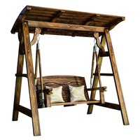 Arredo Mobili да Giardino Hamac Balkon Винтаж древесины потертый шик деревянная мебель Mueble Jardin De висит стул открытый свинг