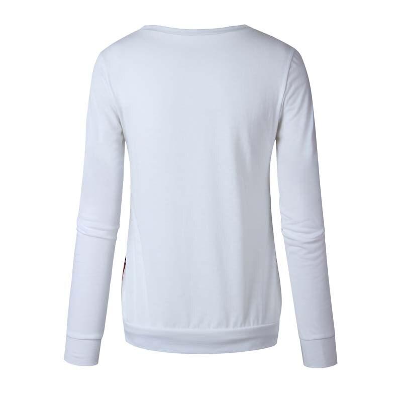 422dd3c7f5778 Women Plus Size Sweatshirt Long Sleeve Hoodies Floral Print Female Ladies  Tops 3XL Pullover Women Hooded Sweatshirt -in Hoodies   Sweatshirts from  Women s ...