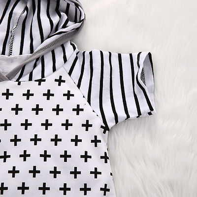 Cute-Infant-Baby-Girls-Boy-Hooded-Short-Sleeve-Striped-Romper-Cross-Jumpsuit-Playsuit-Outfits-Costume-4