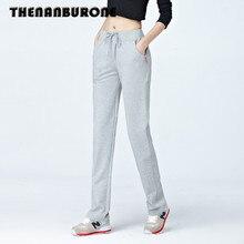 THENANBURONE Hot Sale 2017 New Autumn Loose Pants Women Casual Harem Long Trousers High Quality Spring Sweatpants XL XXL