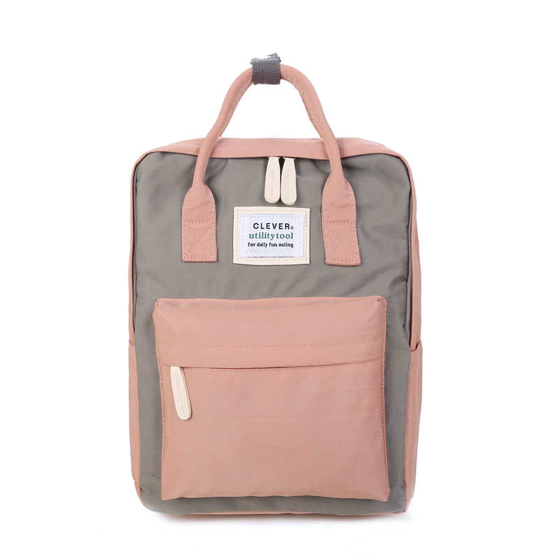 ... Multifunction women backpack fashion youth korean style shoulder bag  laptop backpack schoolbags for teenager girls boys ... c4441680cc960