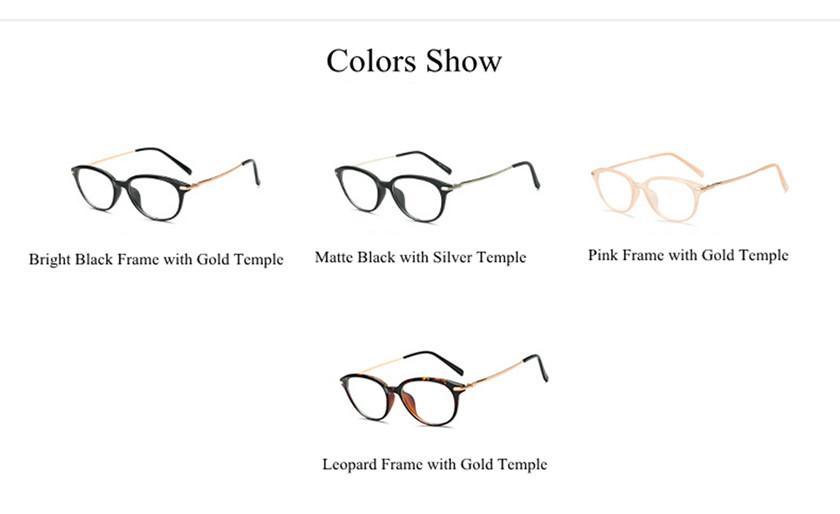 10d1b03b9 Mulheres Óculos de Gato Olhos Óculos Ópticos Armações de Óculos de ...