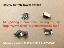 Original new 100% import switch genuine original micro switch travel switch mouse switch DM1-01P 1A 125VAC(China)