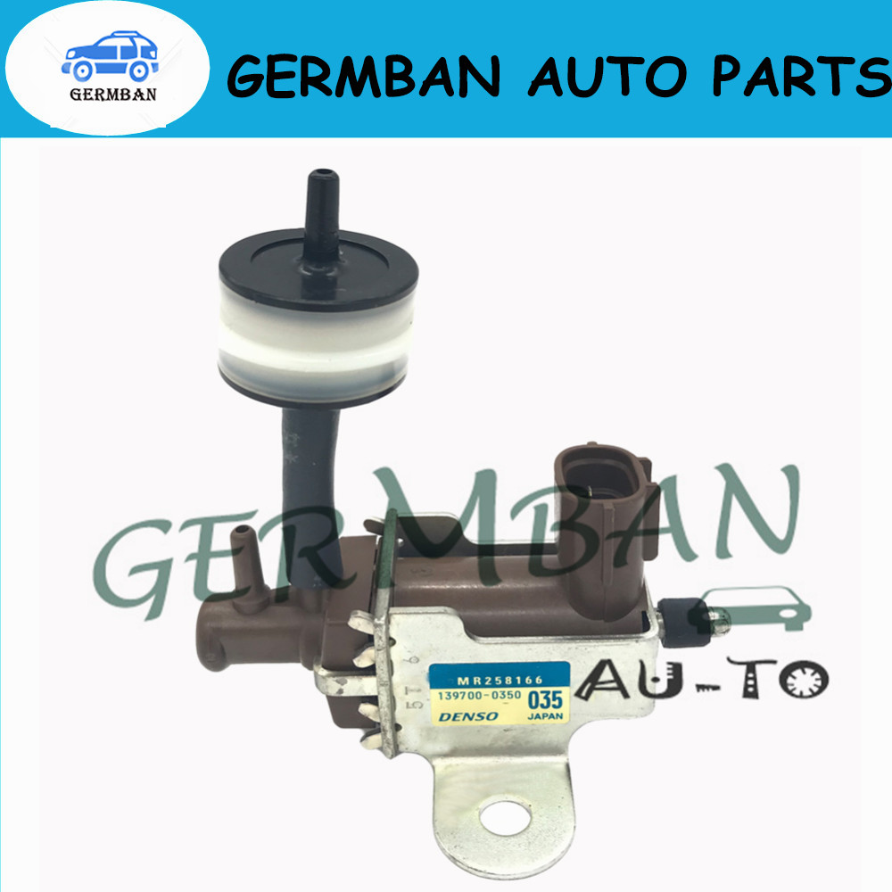 New Manufactured Genuine High Quality MR258166 Magnetic Valve For Mitsubishi Pajero IV V80 V90 3.2 DI-D L200 2.5 DI-D