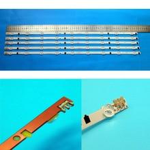 شاشة LED الخلفية قطاع لسامسونج UE32F5020AK 32 بوصة التلفزيون LED البارات استبدال D2GE 320SC0 R3 25299A 25300A UE32F5020AK LED