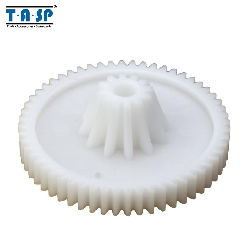 2pcs Gears Spare Parts For Meat Grinder Plastic Mincer Wheel For PHILIPS ESSENCE HR7752 HR7755 HR7758 HR7765 HR7766 Holt VES