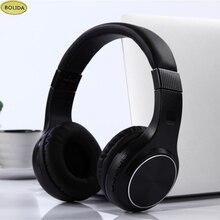 Bolida headphones Bluetooth Headset earphone Wireless Headphones Stereo  Sport Earphone Microphone headset Handfree MP3 player