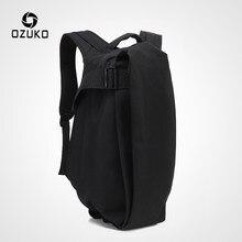b19573bb2dd0e OZUKO Fashion Men Anti-theft Backpack Male Laptop Backpacks Waterproof  Travel Backpack for Teenager Student