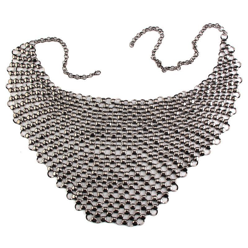 HTB15pLTLXXXXXaEXpXXq6xXFXXXS Metal Body Necklace Chain Choker Bralette