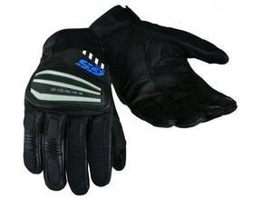 Image 2 - Rallye 4 guantes de carreras de motos para BMW, guantes para Motocross, Rallye 4, color azul, para carreras de motos, 2016