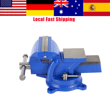 4 100mm Jaw Bench Vice Workshop Table Clamping Machine Engineer Multitool Heavy Duty Clamps Mini Vise ferramentas Hot Sale
