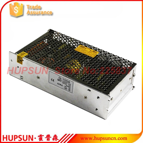 fonte Q-150 150w power source 220v AC to DC multiple quad output switching power supply SMPS LED driver, customized make welcome