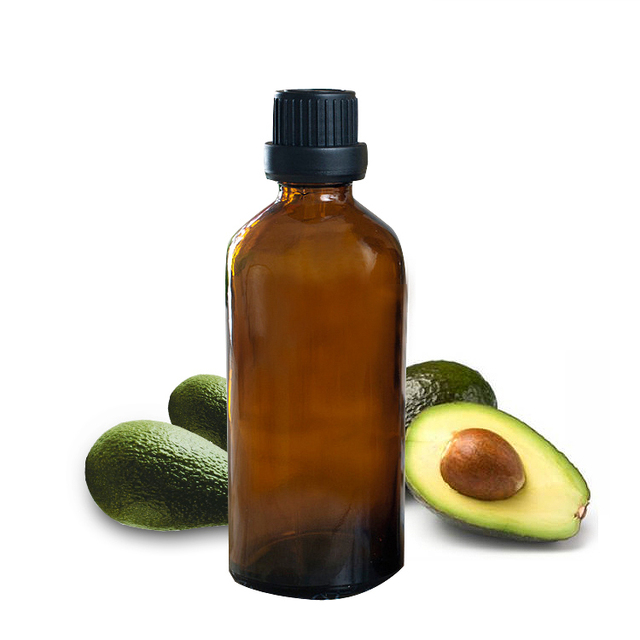 100% Pure Organic Cold Pressed Avocado Oil